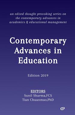Book: Contemporary Advances in Education